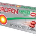 Нурофен - помощник при головной боли